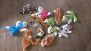 Freshly Washed Toys!